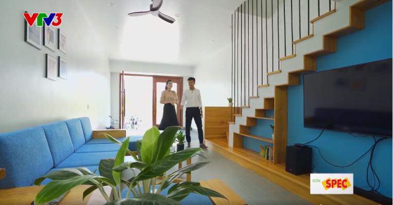 Waterfall house – Nét xanh trong kiến trúc nay vtv3